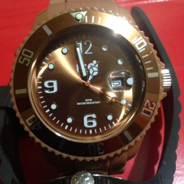 Authentic Ice Watches 2 Pcs