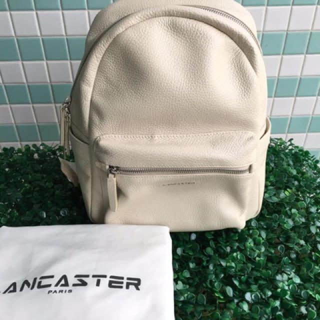 Authentic Lancaster Ecru Backpack