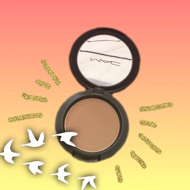 authentic mac powder blush matte finish
