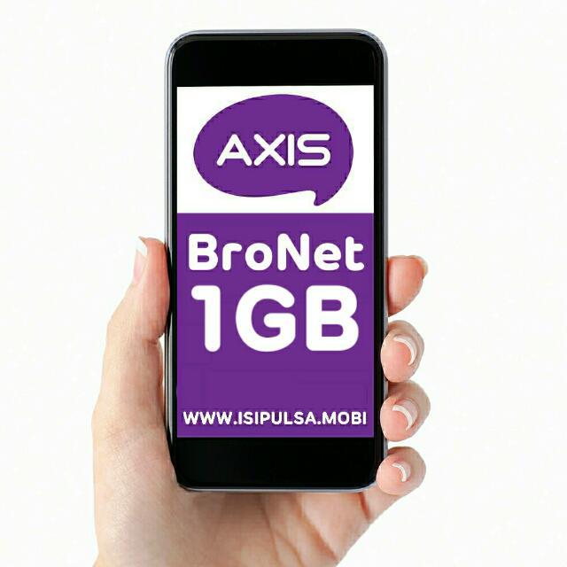 Axis Bronet 1GB