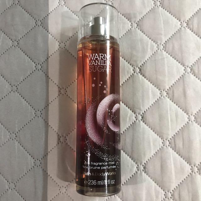Bath And Body Works Fragrance Mist