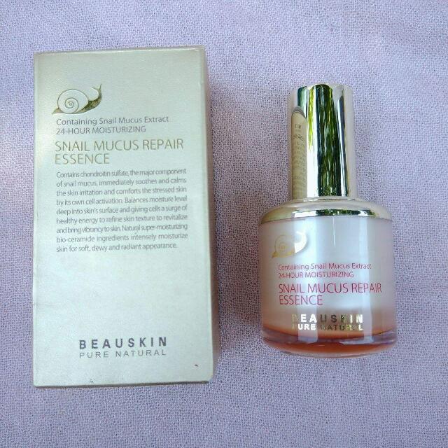 Beauskin Snail Mucus Essence