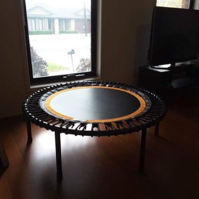 Bellicon Trampoline, Sports, Gym & Fitness On Carousell