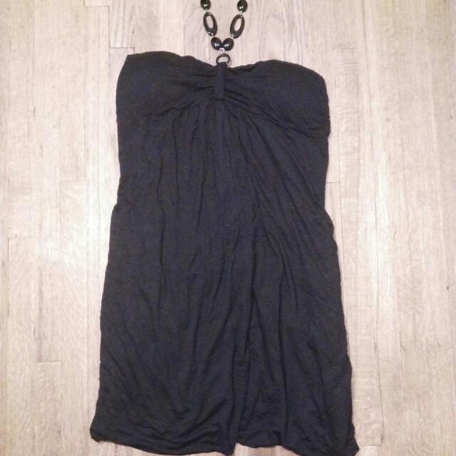 Black Dress Long And Short