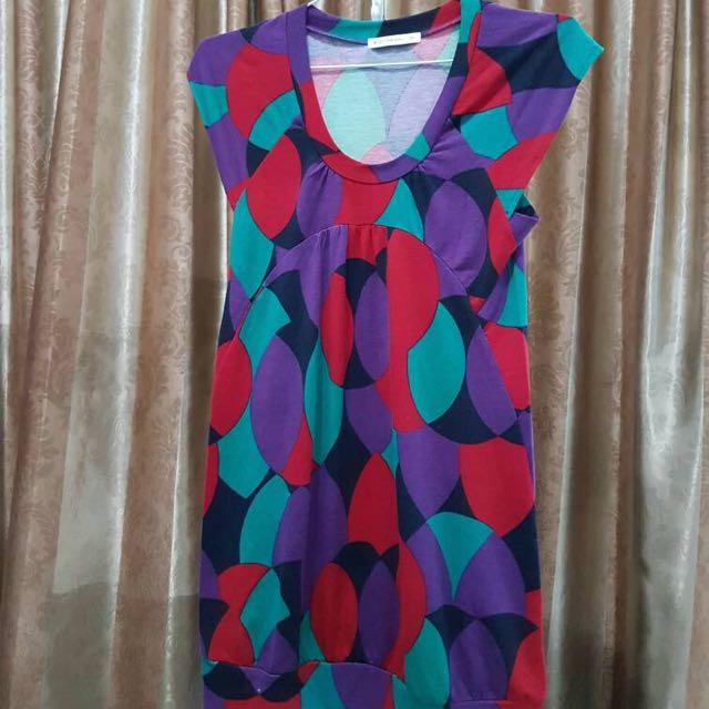 Body & Soul Midi Casual Dress