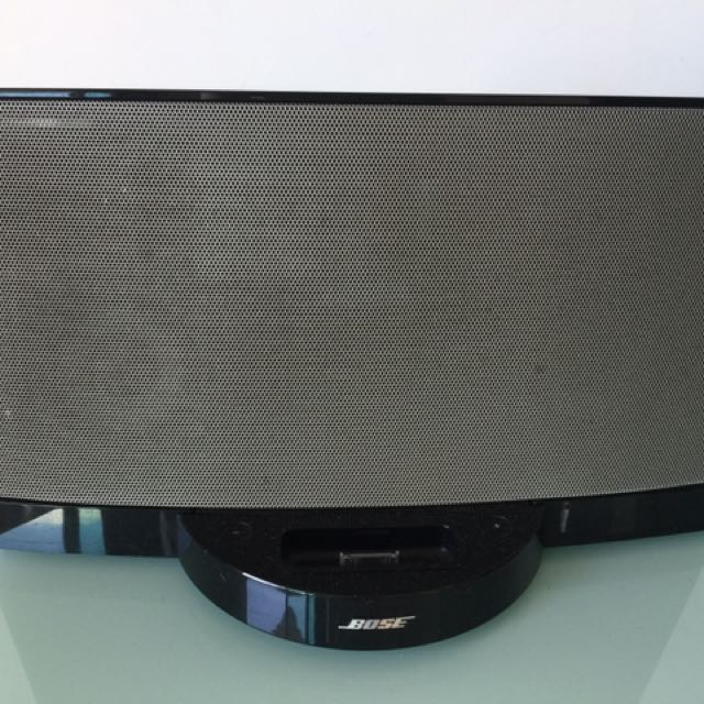 Bose SoundDock Series 2, Electronics, Audio on Carousell