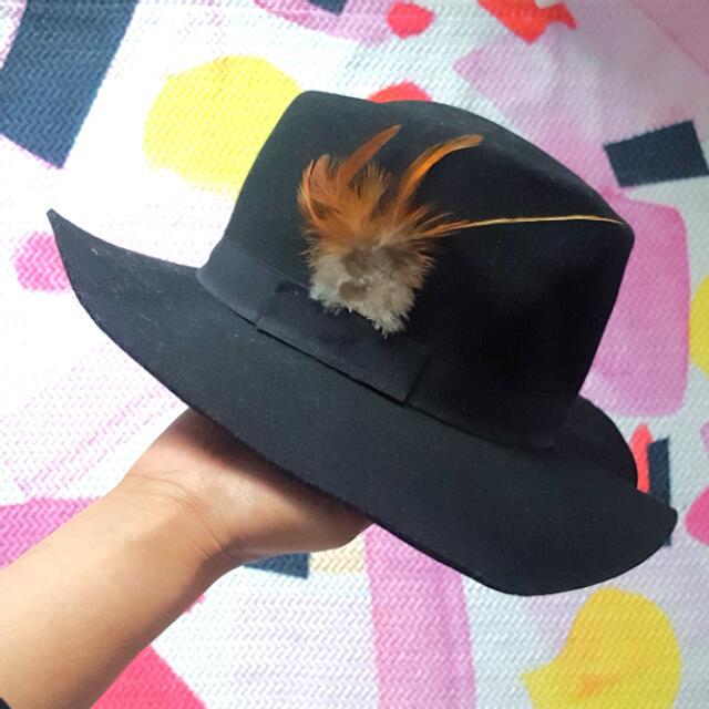 Brand New Aldo Felt Hat