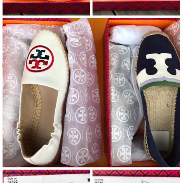 BRAND NEW TORY BURCH CASUAL SHOES