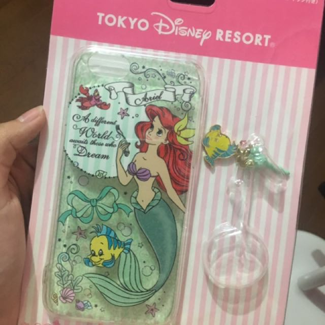 Case Disney Princess Ariel For Iphone 6/6s