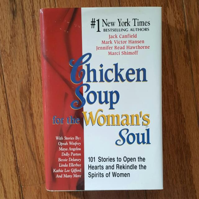 Chicken Soup For The Womens Soul