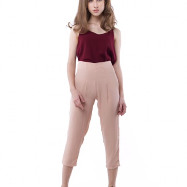 Chloe Pants Cream
