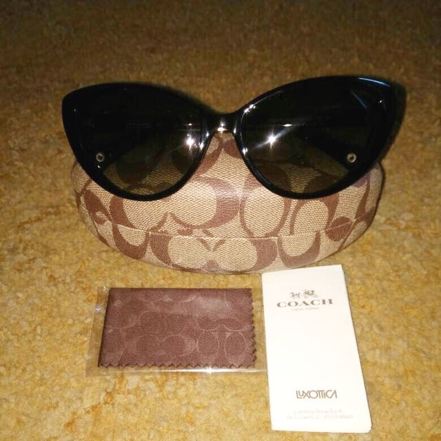 Coach Authentic Sun Glasses Preloved