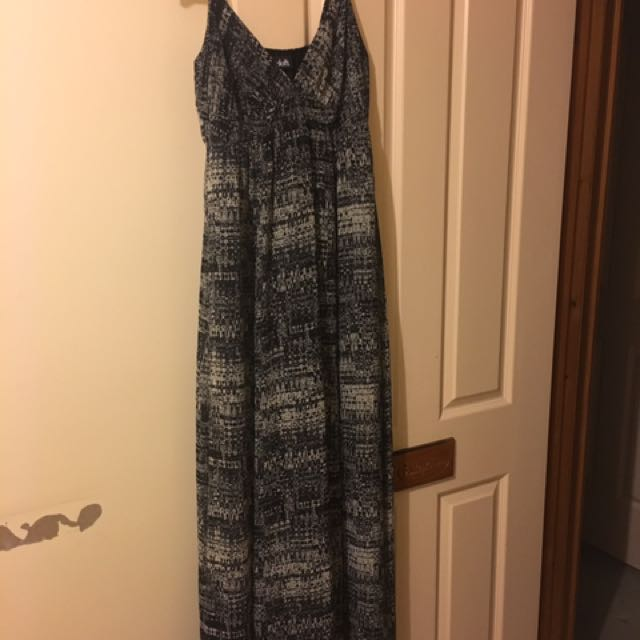 Dotti Maxi Dress Size 8