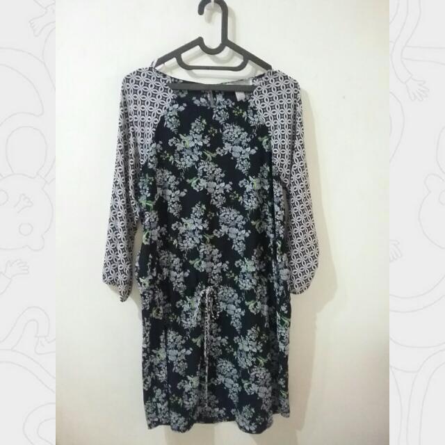 Dress Kembang