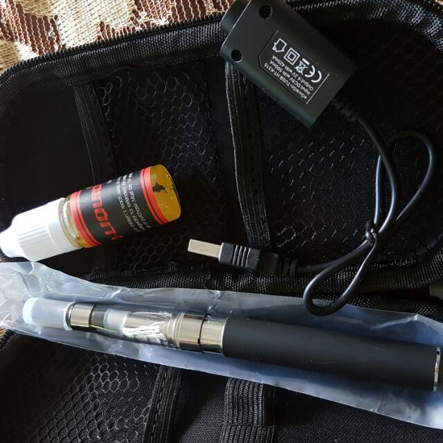 E Scape Electronic Cigarette & Oil