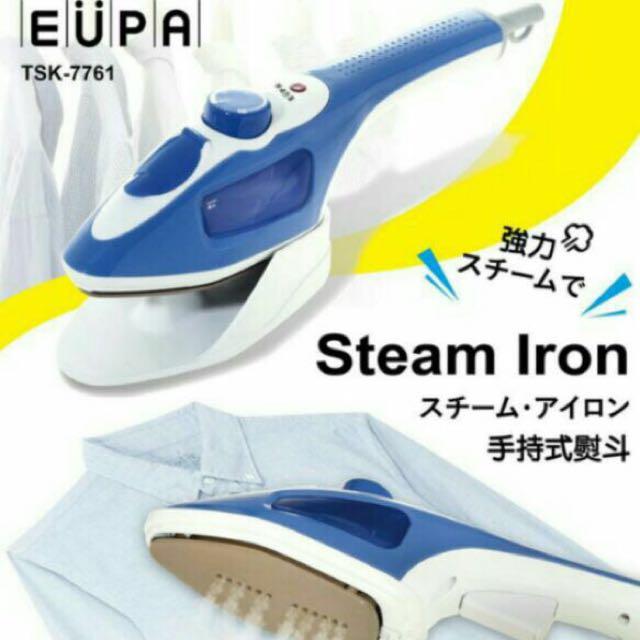 EUPA 手持式蒸氣熨斗 TSK-7761