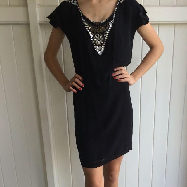 European designer Dress