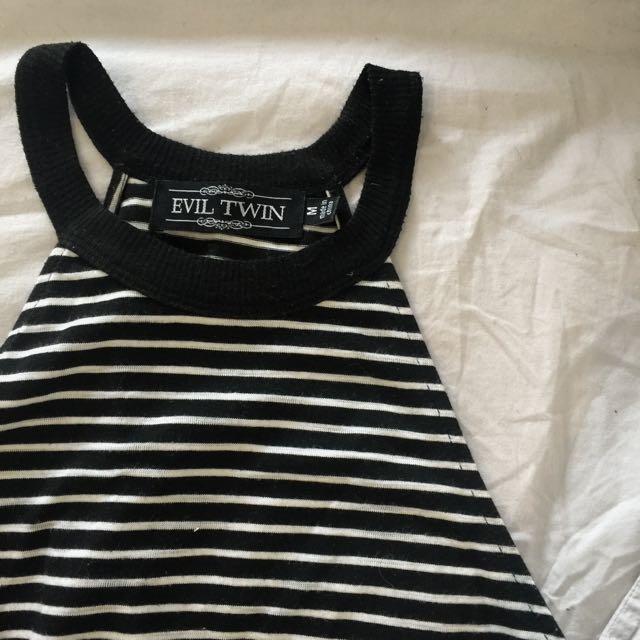 EVIL TWIN - dress - size M