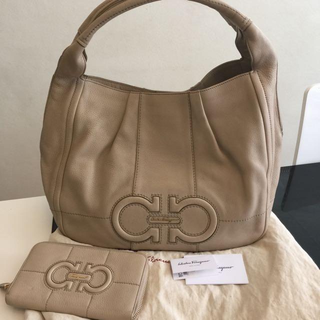 Ferragamo Bag & Wallet