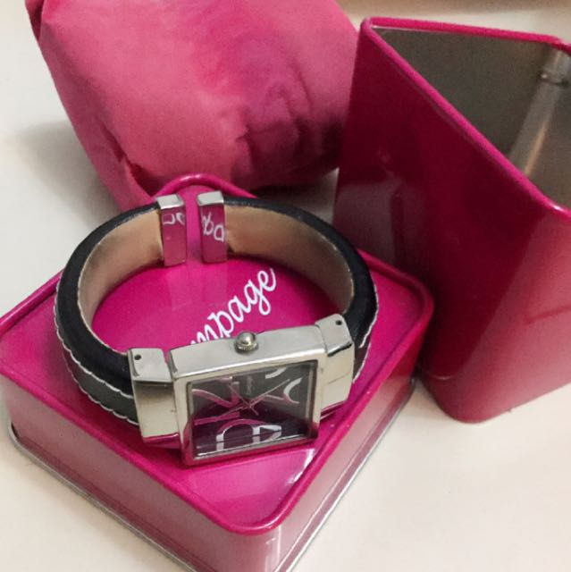 Formal Cuff Watch Gift Boxed