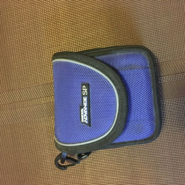 Gameboy Advanced Carrying Case