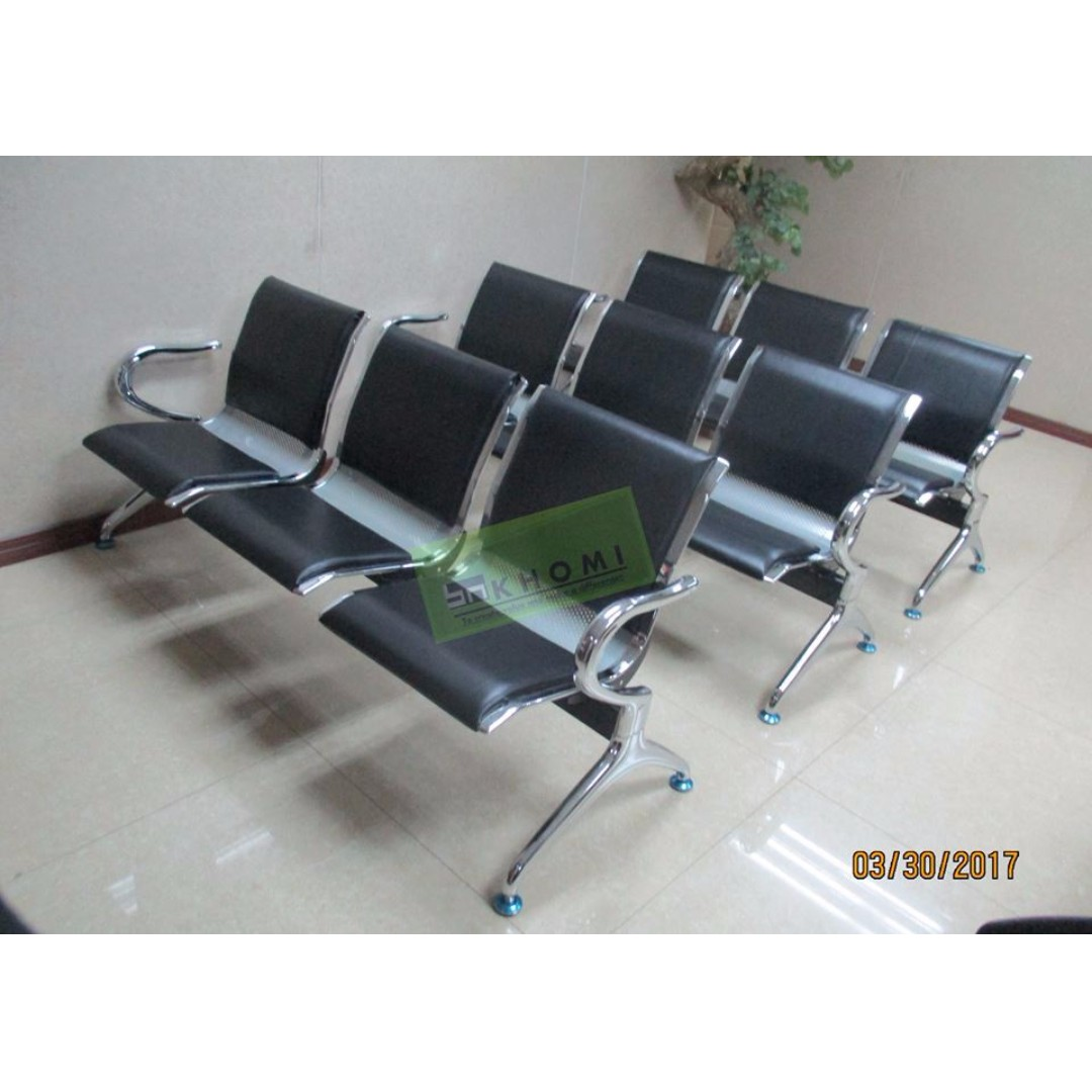 Gang Chairs_Executive Chairs_Office Partition-Office Furniture