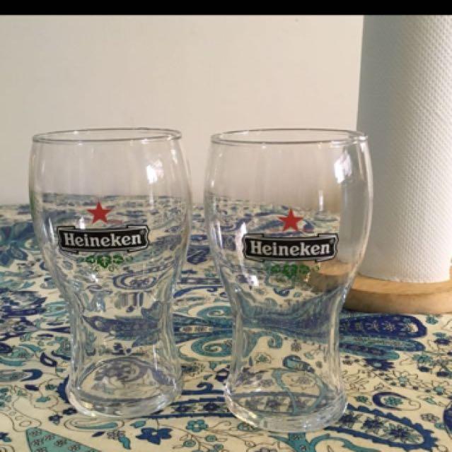 Heineken 海尼根啤酒杯