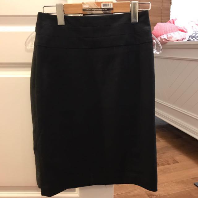 H&M Pencil Skirt Size 4