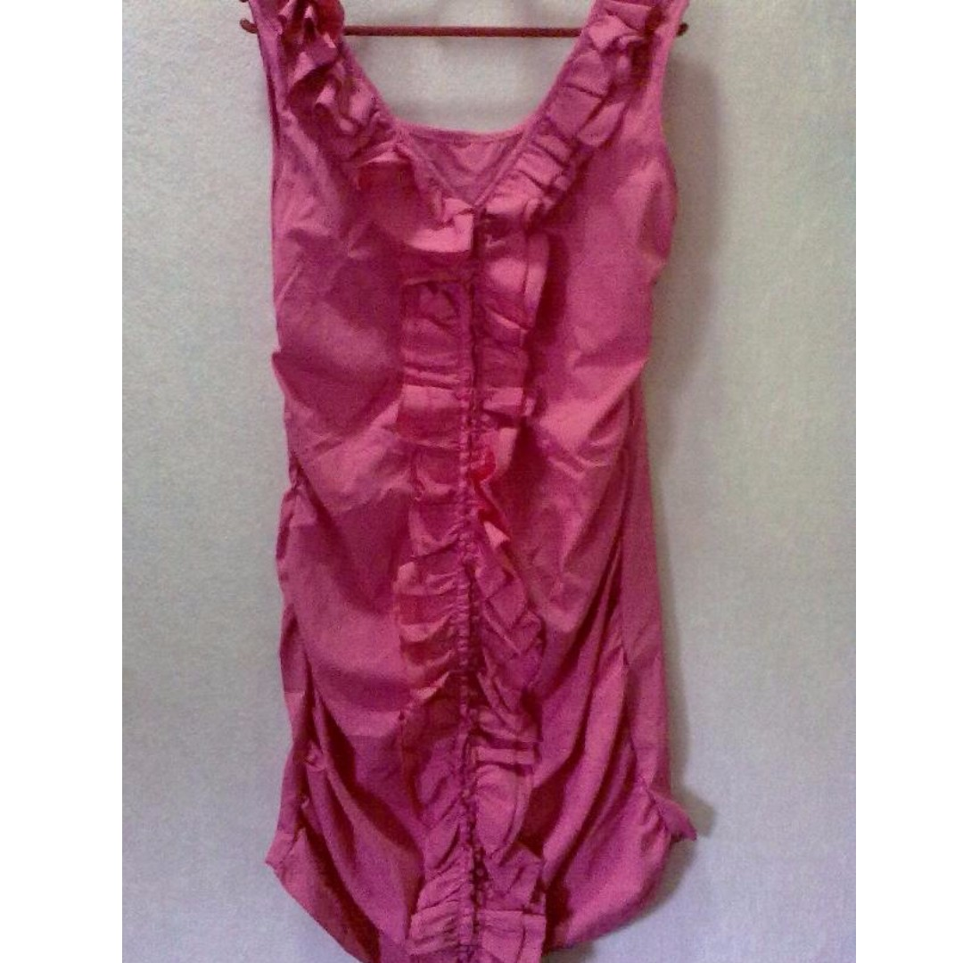 05611c4abe Hot Pink Dress, Women's Fashion, Clothes, Dresses & Skirts on Carousell