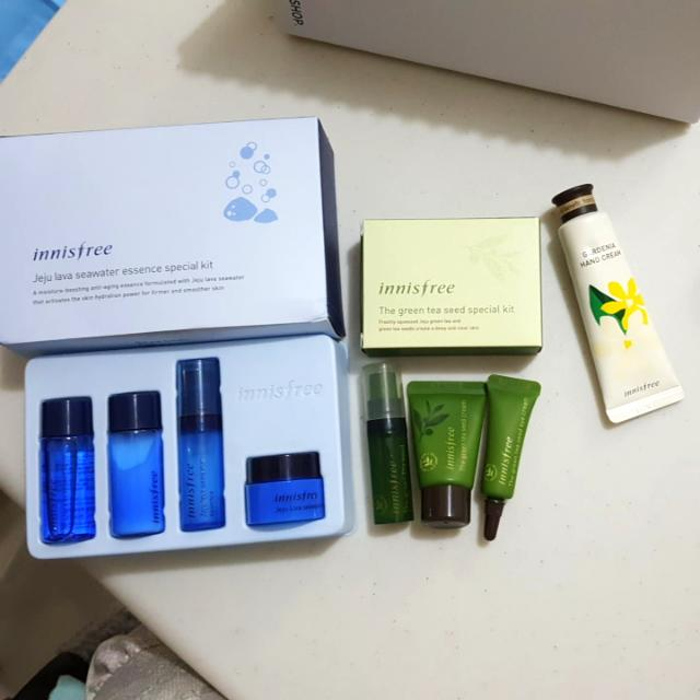 Innisfree VIP/Special Kit&Hand Cream