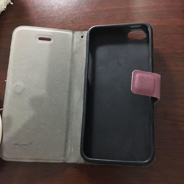 Iphone 5/5S Flip Case