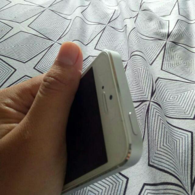 IPhone 5g Sudah 4g 32gb