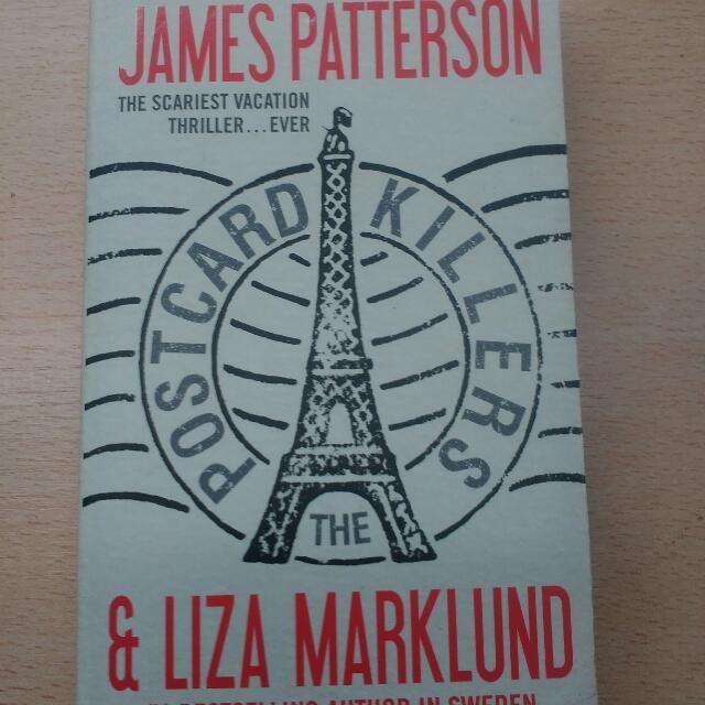 James Patterson The Postcard Killers