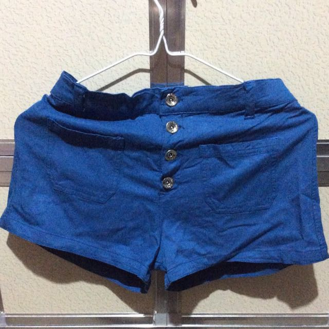 Kamiseta Garterized Shorts