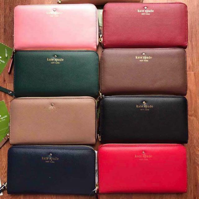 Kate Spade Wallets