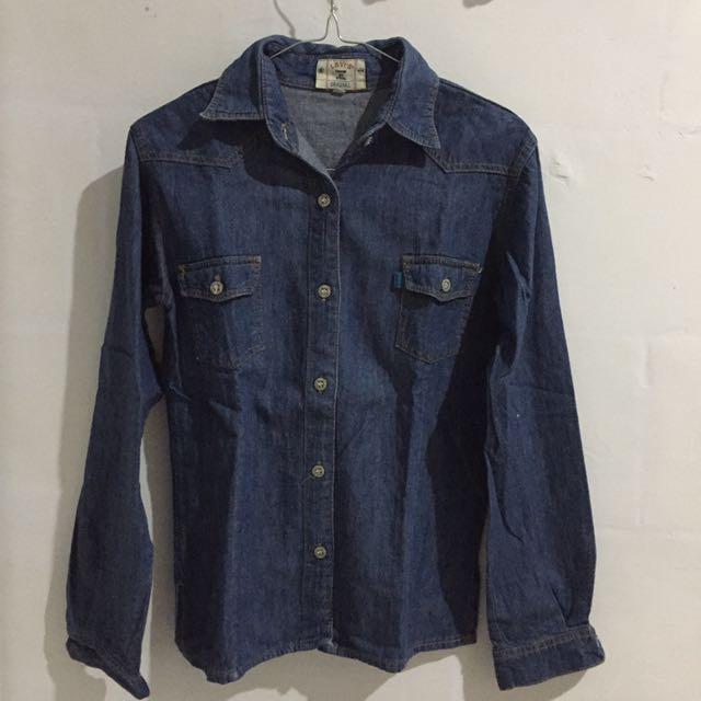 Levis Jeans Shirt