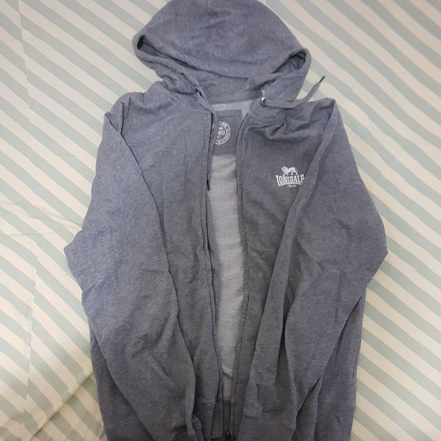 Lonsdale Zip-up jumper