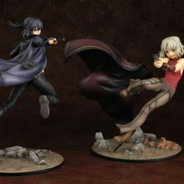 LOOKING FOR Canaan Anime Figures