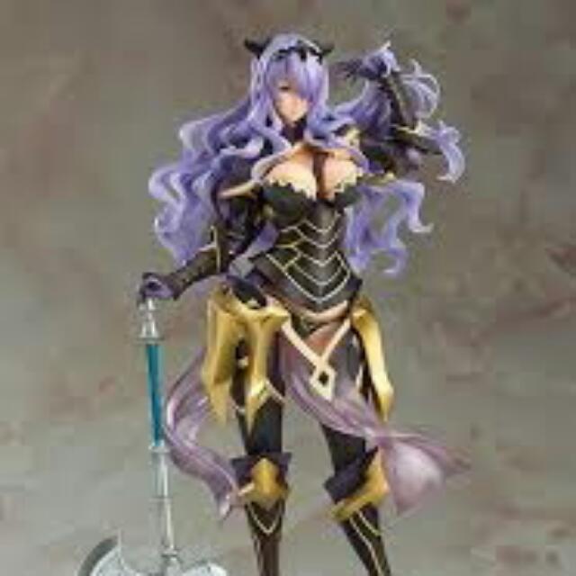 Looking For Fire Emblem Fates Camilla Figure