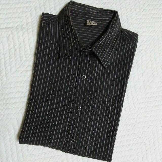 Main Street Short Sleeve Polo