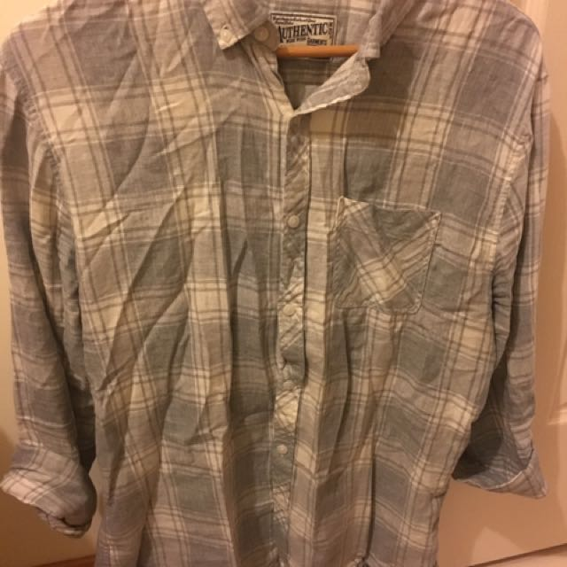 Men's Shirt Size M
