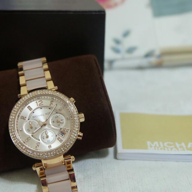 Michael Kors Watch 5896