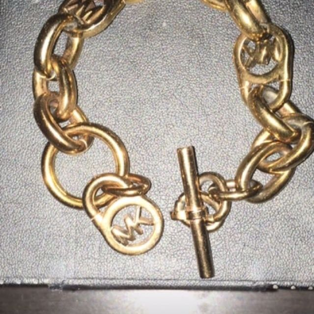 Michael Kors Chain Bracelet