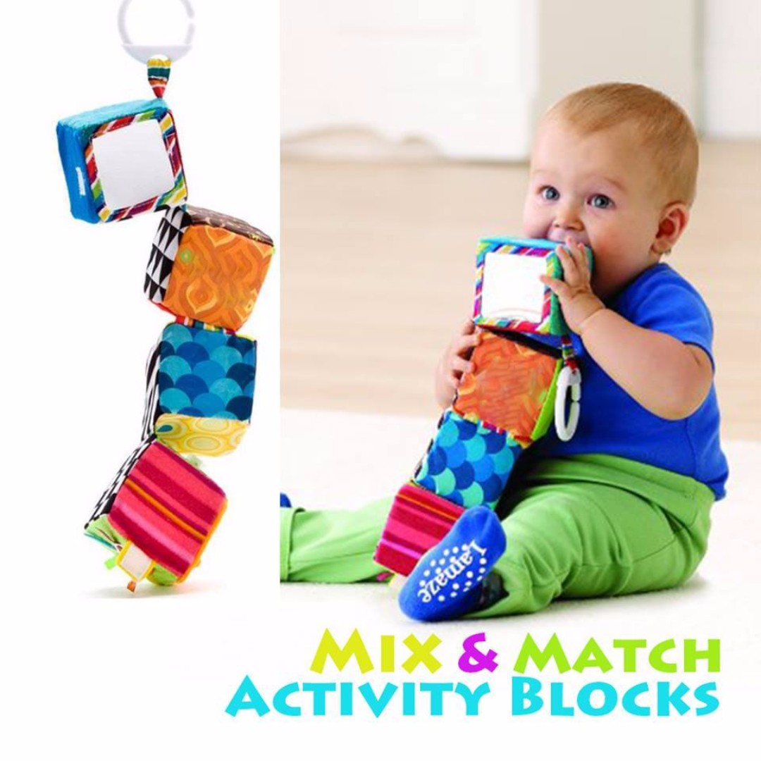 Mix & Match Activity Blocks