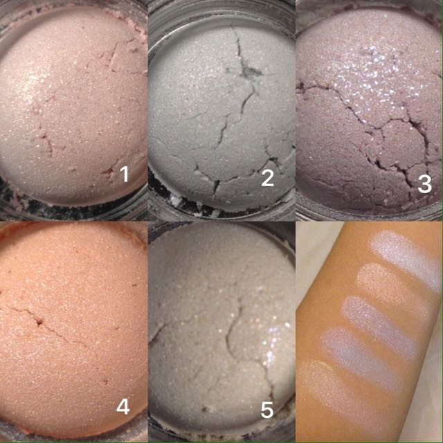 Mood Glow Highlighters - Vegan, Nontoxic, Cruelty Free