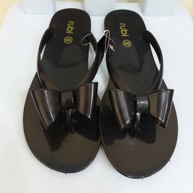 New Ruby Jelly Sandals Sz 36