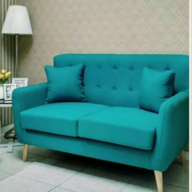 NEW Sofa Retro Modern