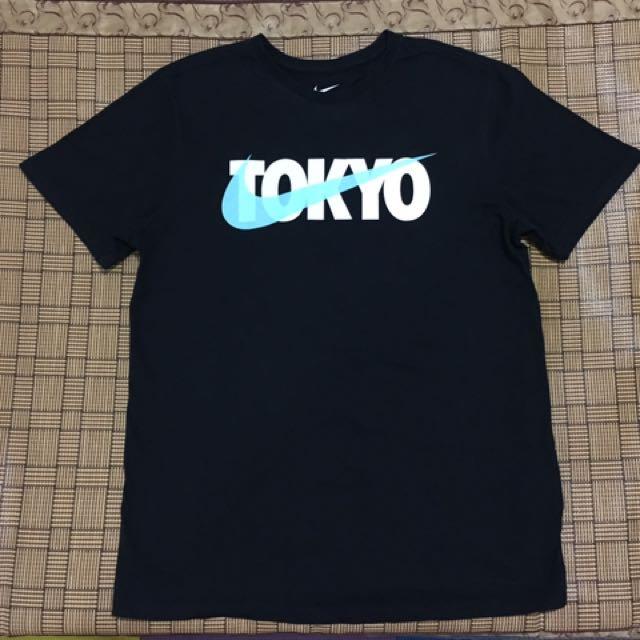 Nike x Tokyo 城市聯名T XL號