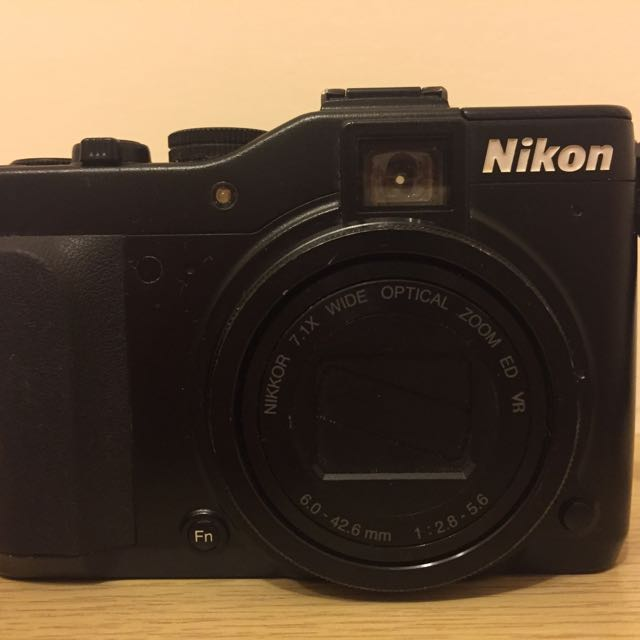 Nikon 類單眼p7000