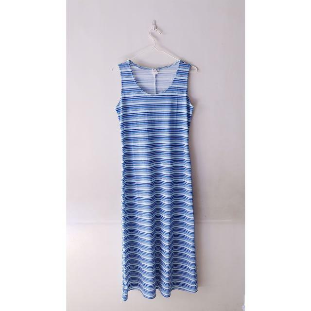 Nothing But H2O Maxi Dress
